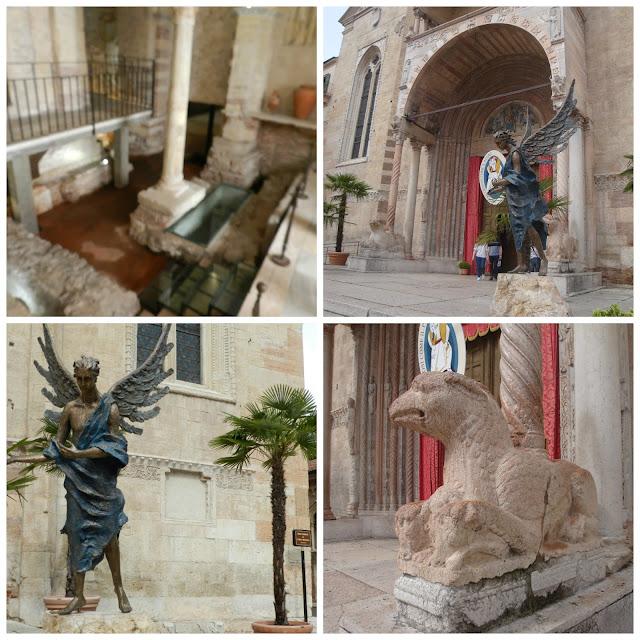 Um dia em Verona - Catedral de Santa Maria Assunta