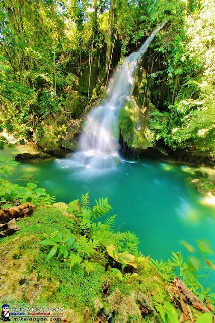 Cambais Falls Alegria Cebu