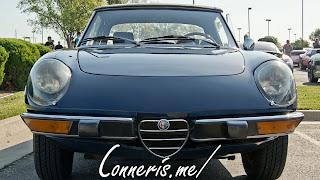 Old Alfa Romeo Front