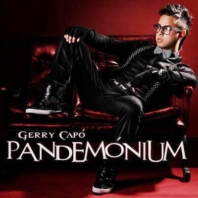 Foto de Gerry Capó en portada de disco
