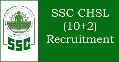 online apply for ssc chsl