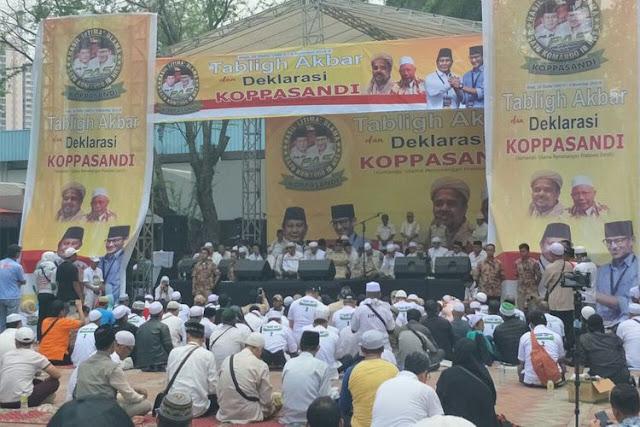 """Dapat Dukungan Ulama, Prabowo Bilang """"Nyapres"""" Bukan karena Haus Kekuasaan"""