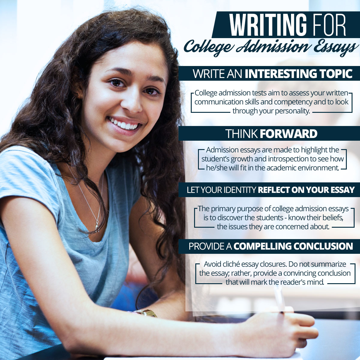 College application essay help online review