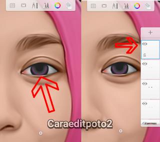 proses pembuatan mata