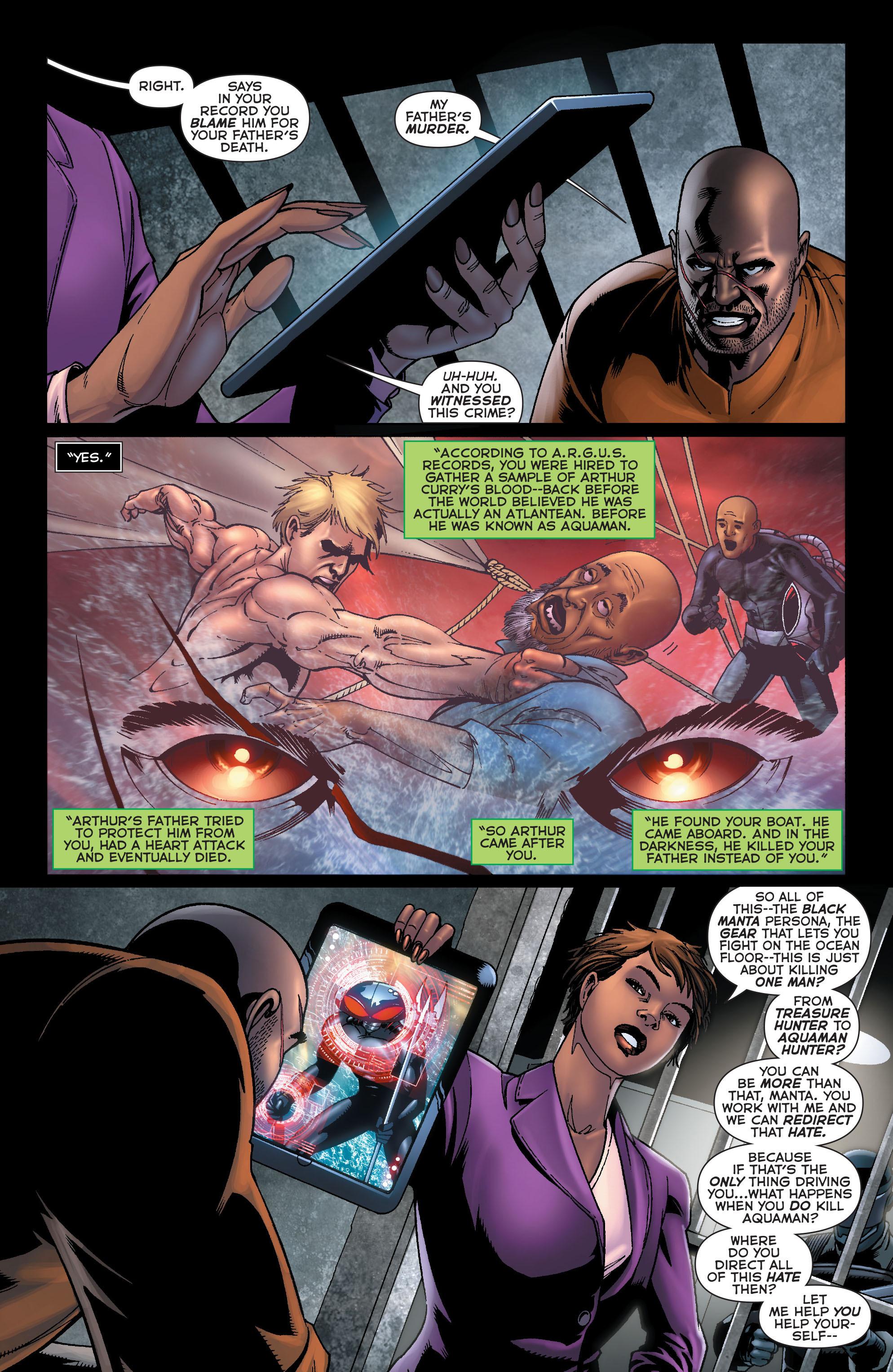 Read online Aquaman (2011) comic -  Issue #23.1 - 4