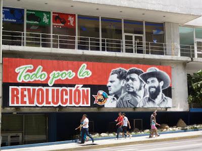 Cuba manifesti