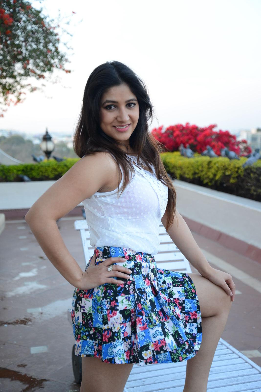 Prabhjeet Kaur Hot Photoshoot Stills - South Indian Actress