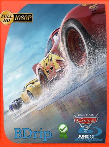 Cars 3 (2017) Latino HD BDRIP 1080P [GoogleDrive] SilvestreHD