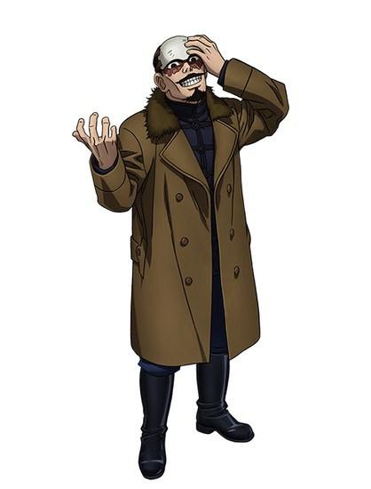 Houchu Ohtsuka como el Teniente Tsurumi