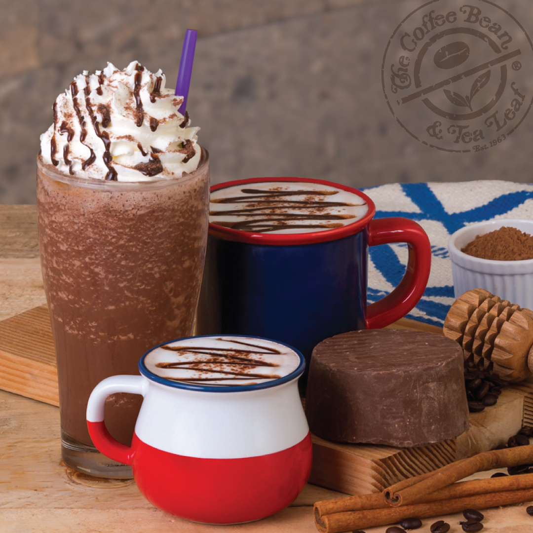 The Coffee Bean & Tea Leaf's New Mexican Chocolate beverages