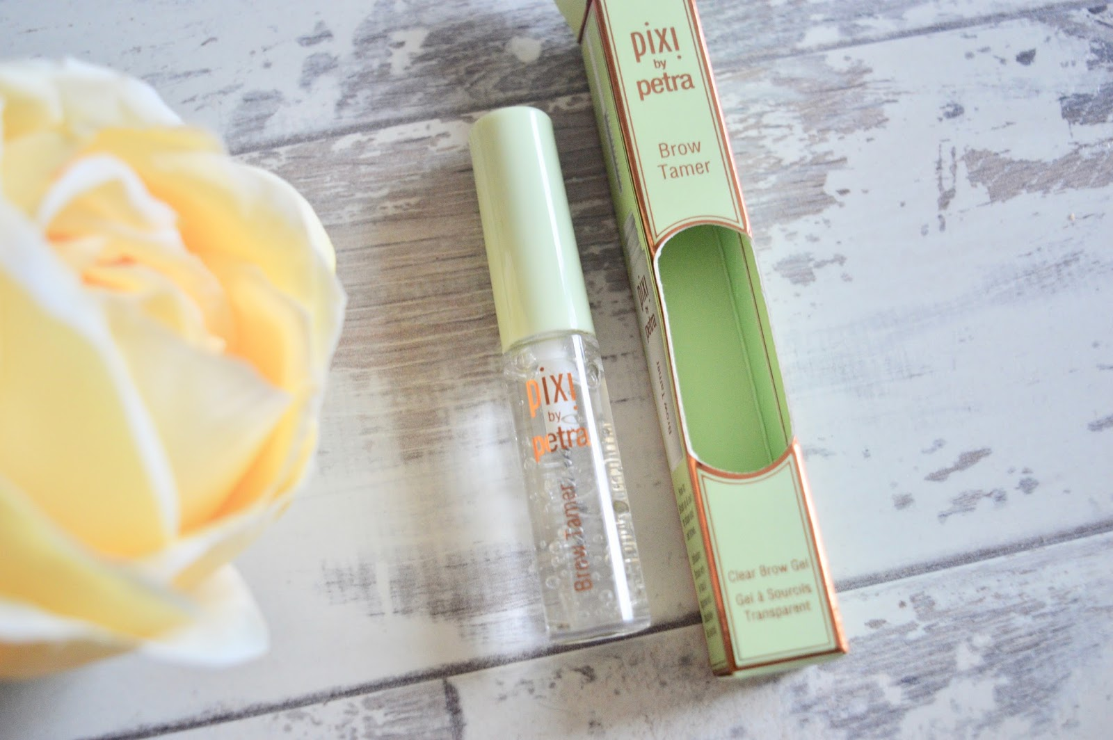 pixi brow tamer review