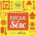 Brique Sesc abre espaço para artesãos blumenauenses