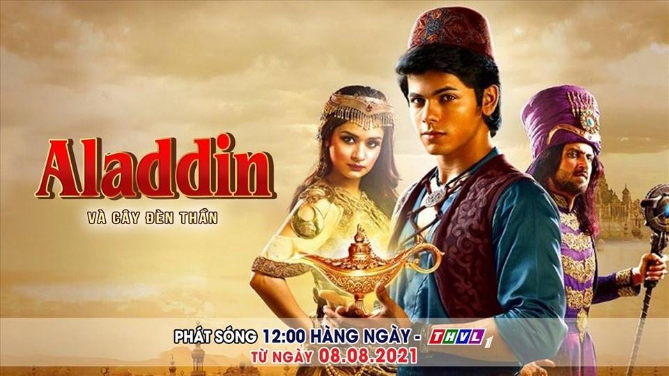 Hình ảnh Aladdin Và Cây Đèn Thần Ấn Độ