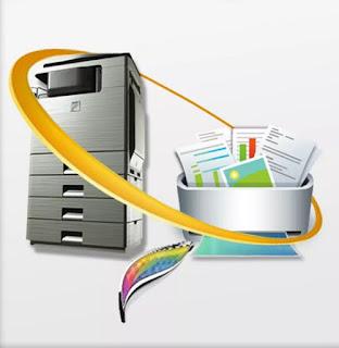 Sharpdesk Software for Sharp MX-4500N
