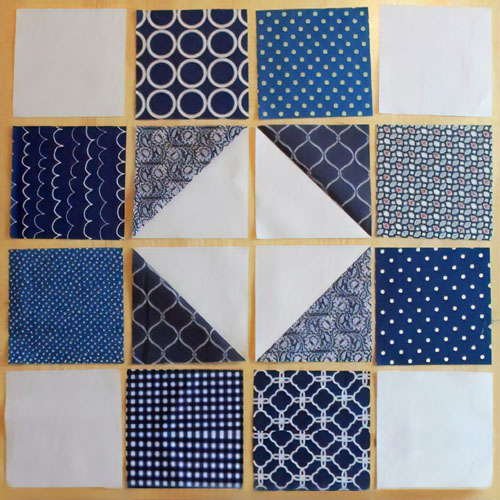 Susannah Quilt Block - Tutorial