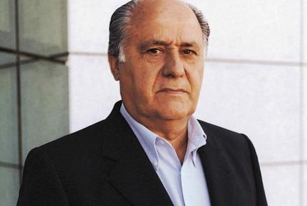 Amancio Ortega orang terkaya dunia