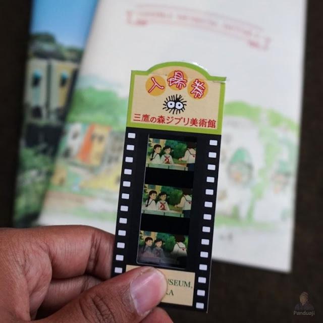 Tiket Ghibli Museum