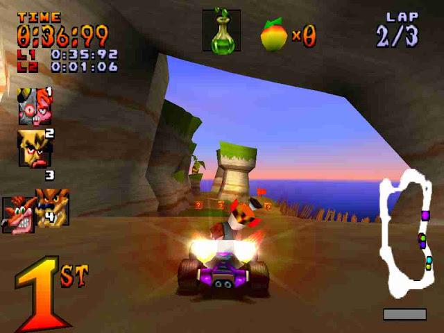 Crash Team Racing Iso Ps1