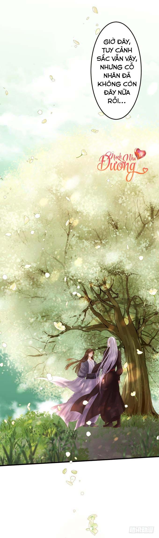 Đêm Tuyết Nghe Thấy Anh Đào Rơi - Chap 1