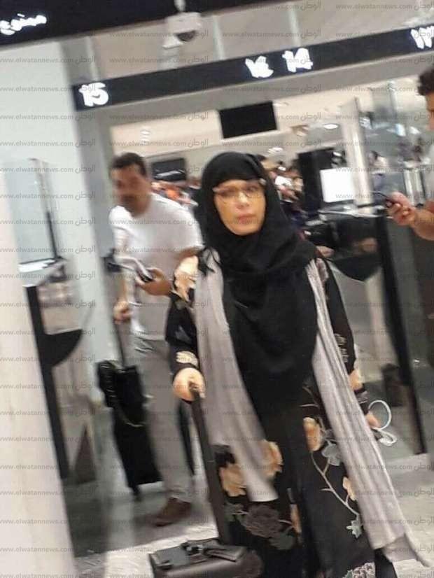 بالصور أصالة بعد القبض عليها ب 5 جرام مخدرات في مطار بيروت