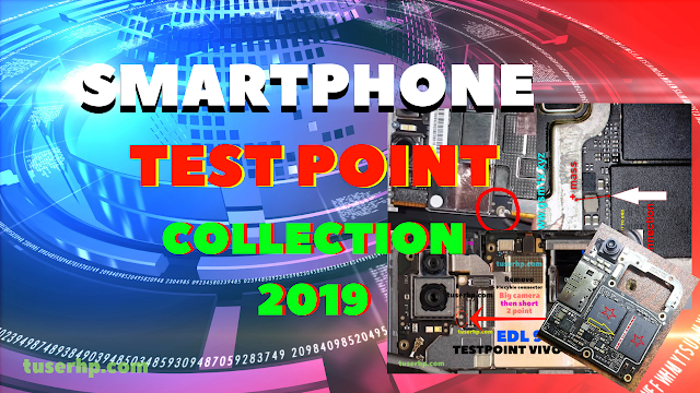 Qualcomm MTK Test Point Collection 2019 - TUSERHP