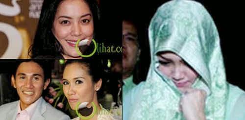 5 Artis Wanita Indonesia  yang Masuk Islam setelah Nikah
