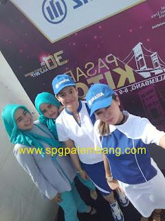 agency spg event palembang, usher palembang, info spg palembang, agency model palembang
