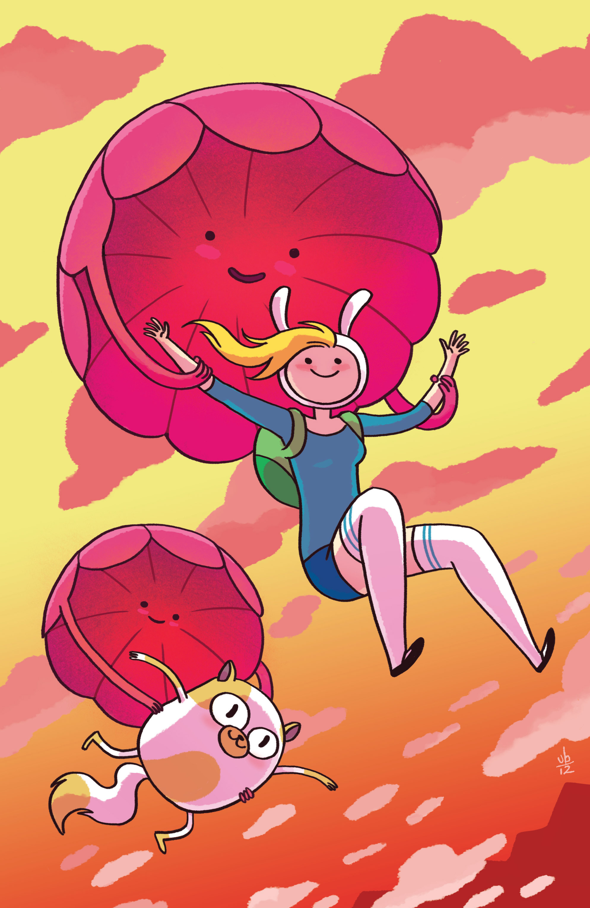 Read online Adventure Time with Fionna & Cake comic -  Issue #1 - 3
