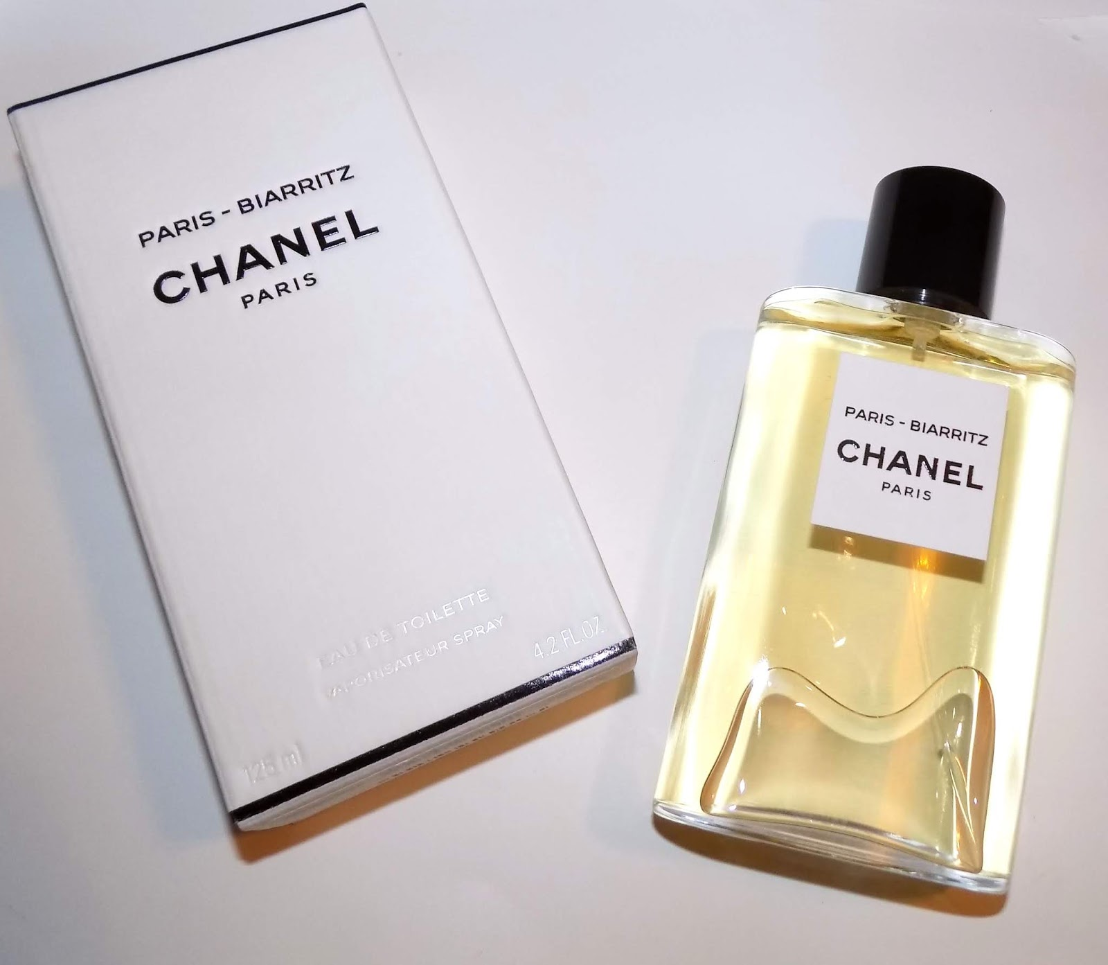 834c3f359d The Beauty Alchemist: Chanel Paris- Biarritz EDT - Les Eaux de Chanel
