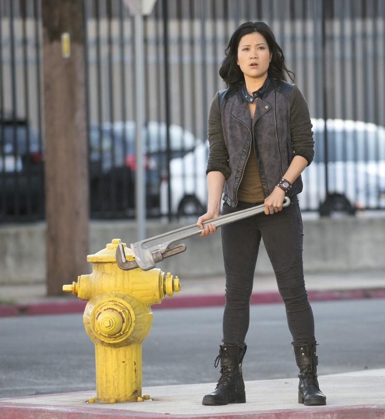 Scorpion - Season 1 Episode 11: Revenge