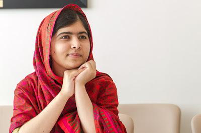 सबसे युवा नोबेल शांति पुरस्कार विजेता मलाला युसूफजई को मिली कनाडा की मानद नागरिकता