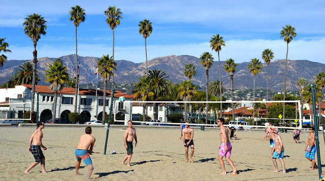 Roteiro de viagem em Santa Bárbara na Califórnia