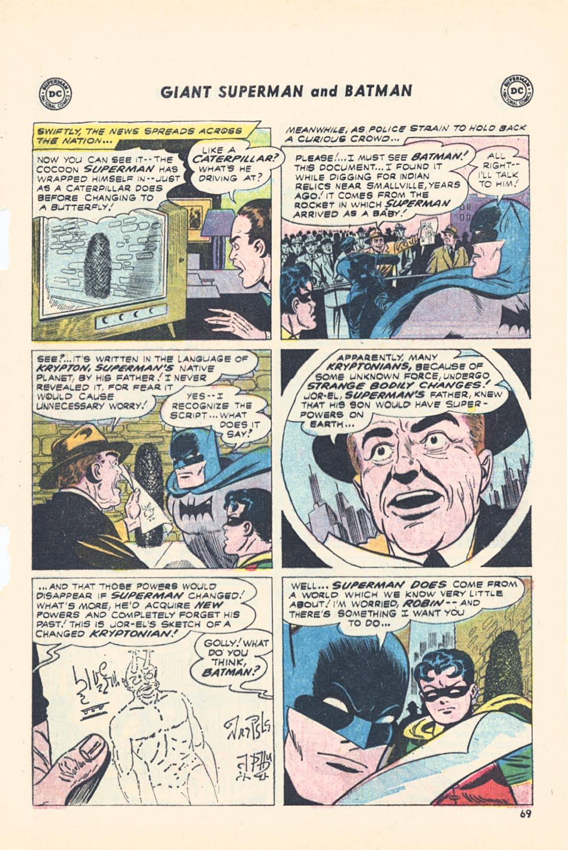 Read online World's Finest Comics comic -  Issue #161 - 70
