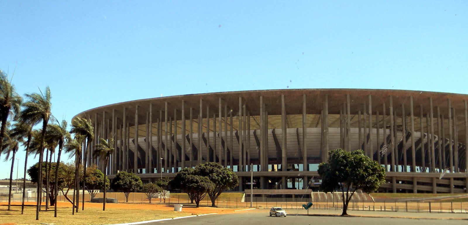 Brasilia Estadio Mané Garrincha