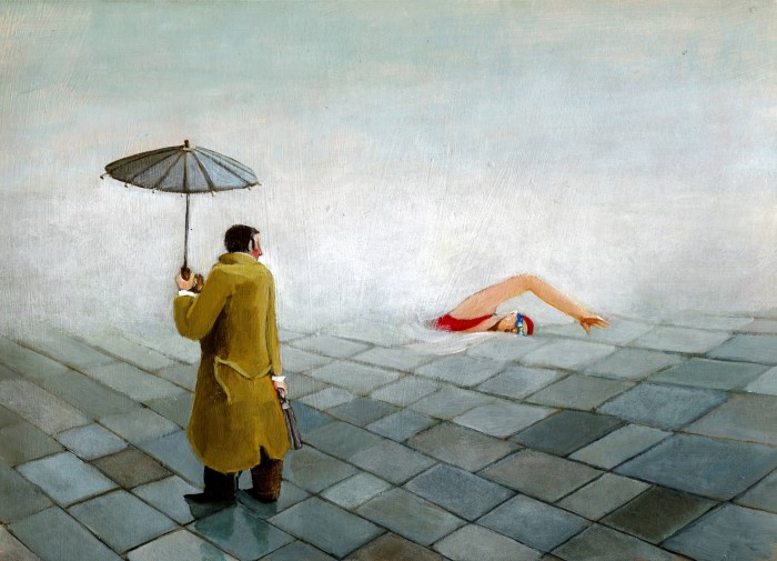 Итальянский художник. Cristina Bernazzani