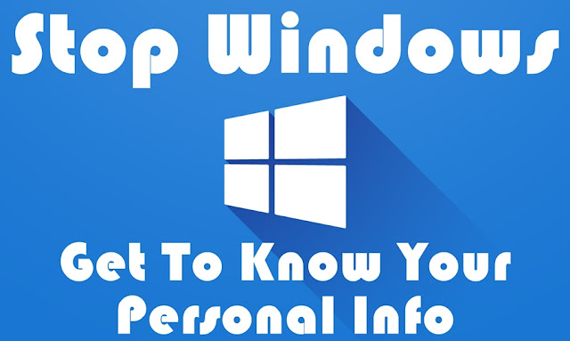 disable windows 10 keylogger