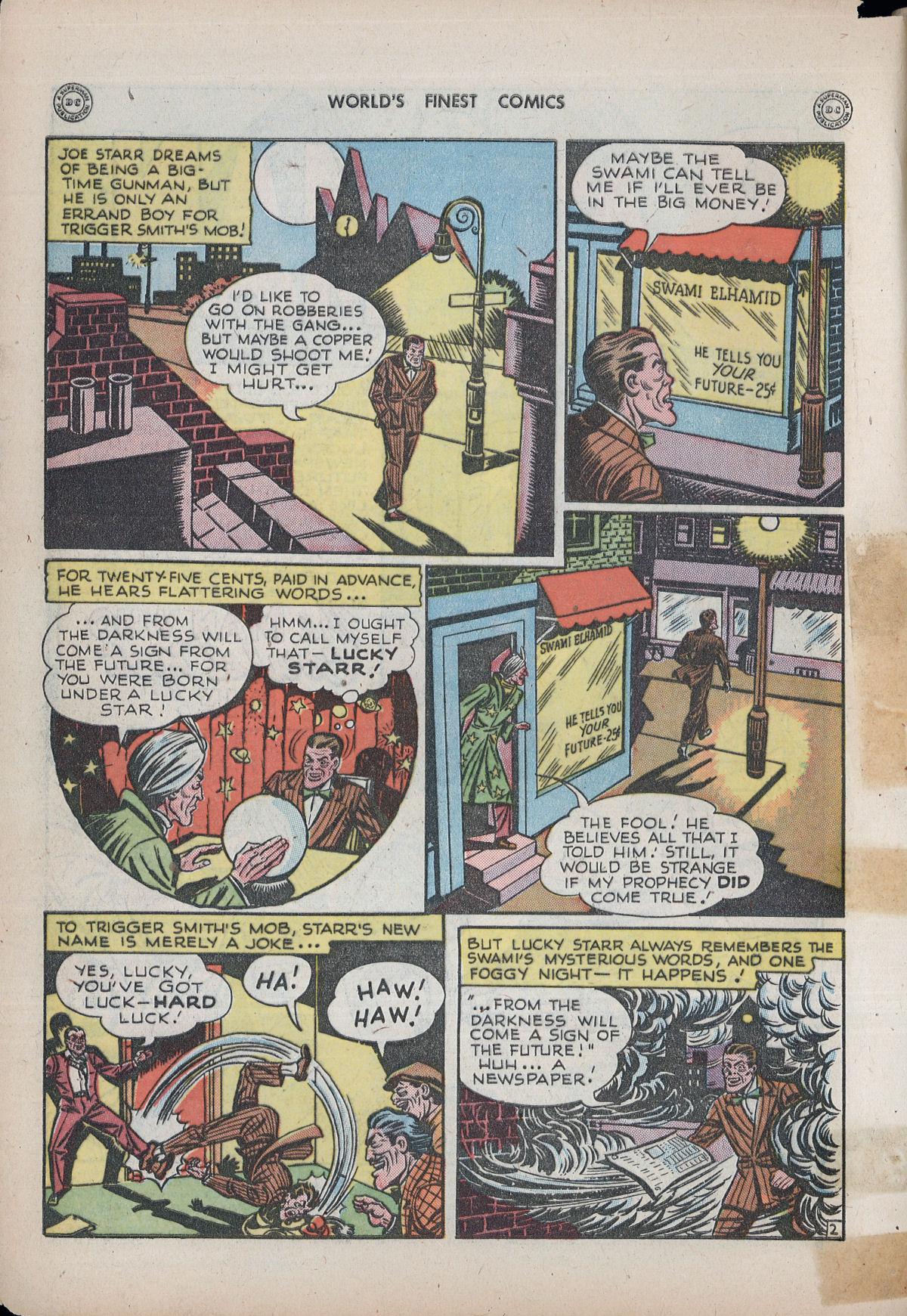Read online World's Finest Comics comic -  Issue #32 - 4
