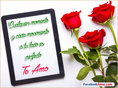 tarjetas romanticas de amor