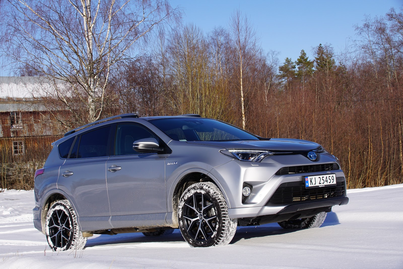 test toyota rav4 hybrid awd active style bil og motorbloggen. Black Bedroom Furniture Sets. Home Design Ideas