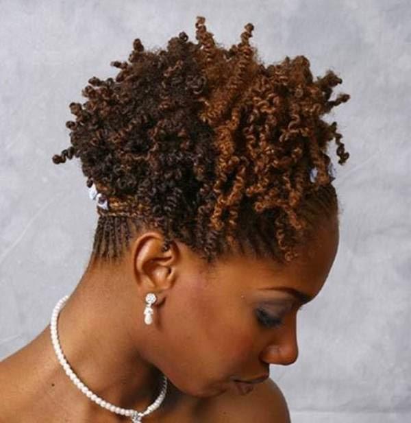Pleasant Latest Hairstyles 2014 Braid Hairstyles For Short Hair For Women Short Hairstyles For Black Women Fulllsitofus