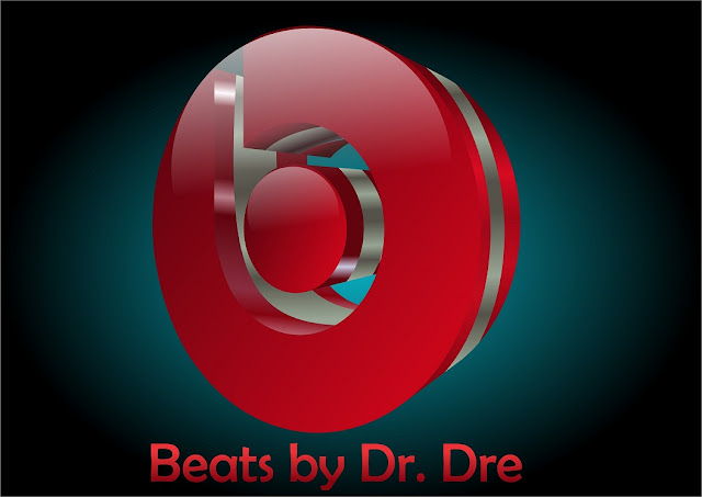 How to make 3D Beats by Dr. Dre Logo 2017