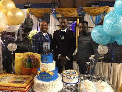 Apostle Johnson Suleman Celebrates His Birthday in style in the U.S