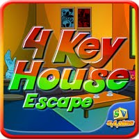 SiviGames 4 Key House Esc…