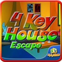 SiviGames 4 Key House Escape