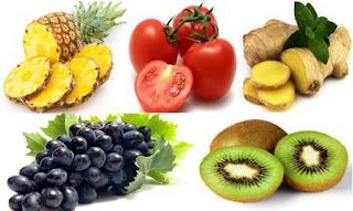 Makanan Sehat Untuk Mengencerkan Darah Kental