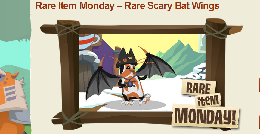 Animal jam cruise ship rare item monday scary bat - How to get a bat on animal jam ...
