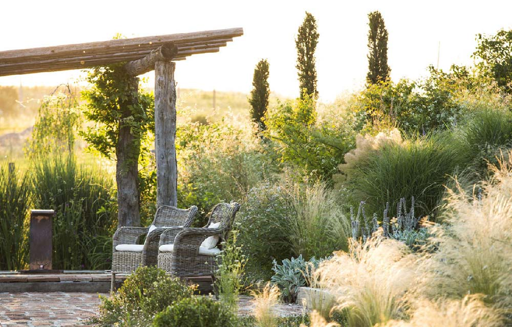 Populaire Un giardino da favola | Blog di arredamento e interni - Dettagli  KI07