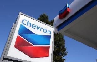 La petrolera Chevron