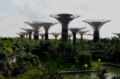 Gardens by The Bay, Singapura, Traveling