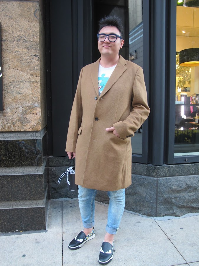 Roy chicago looks a chicago street style fashion blog Grace fashion style chicago